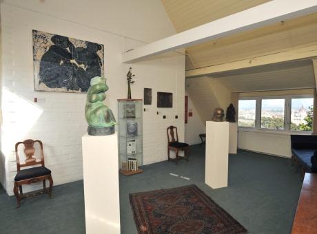 Amerigo Tot kiállítása és emlékszobája