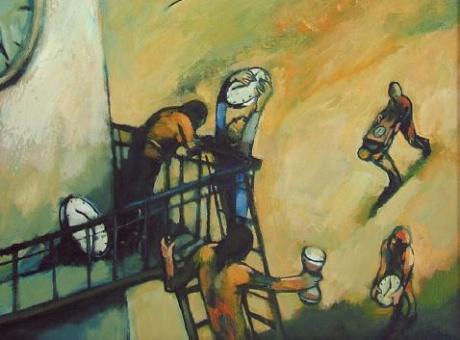 Kovács Tamás Vilmos kiállítása július 3-ig