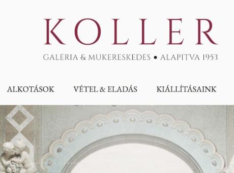 Megújult galériánk honlapja és kibővült profilunk