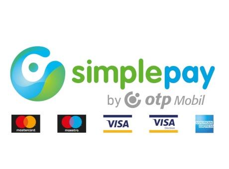 OTP SimplePay fizetési lehetőség