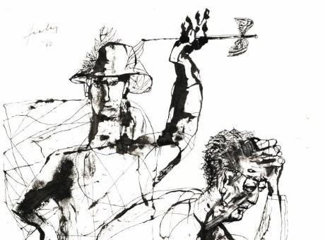 Sikkerel zártuk a Szalay Lajos kiállítást