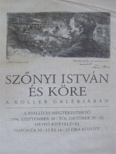 Szőnyi István és köre