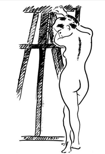 Mester és tanítvány - Vaszary János, Hincz Gyula és Reich Károly grafikai kiállítása
