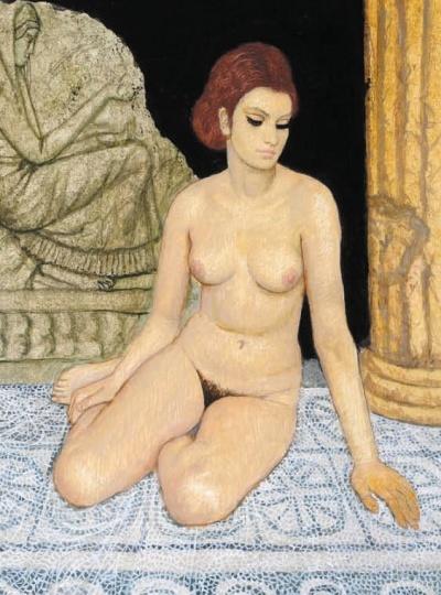 Czene Béla (1911-1999): Rajzok és festmények - válogatás a hagyatékból