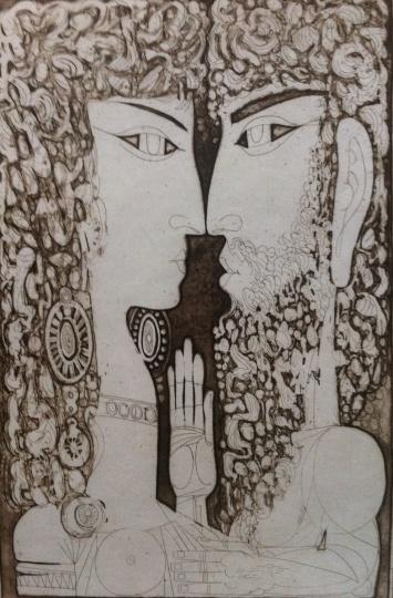 Kass János (1927-2010) - emléktárlat