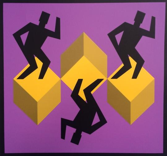 Victor Vasarely (1906-1997): A mozgás öröme