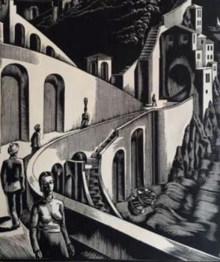 Gáborjáni Szabó Kálmán (1897-1955) - Víziók Olaszországból