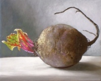 Szenteleki, Gábor: In consideration with Goya - this is only beetroot IV