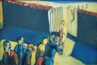 Kovács, Tamás Vilmos: The gate