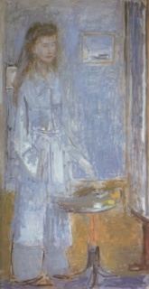 Gábor, Marianne: Self-portrait
