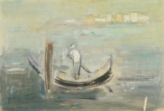 Gábor, Marianne: Venezianische Gondel