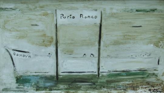 Gábor Marianne: Porto Ronco