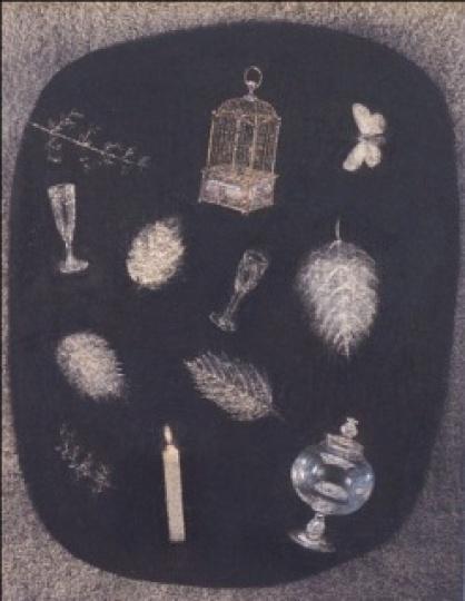 Balsamo, Francesco: Herbária a belsőnek IV