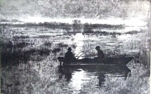 Csergezán Pál: Horgászok