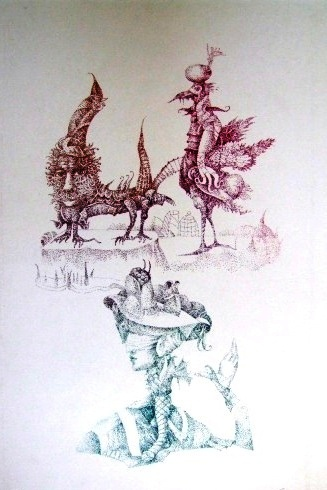 Egresi, Zsuzsa: Animal Exhibition