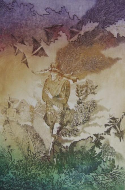 Egresi, Zsuzsa: Knight of the Butterflies
