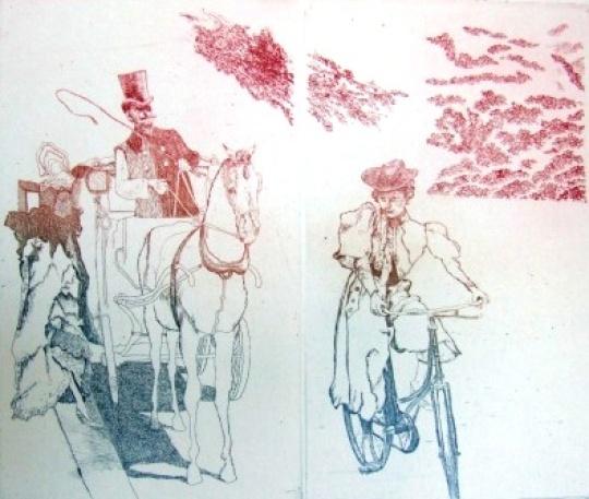 Szemethy Imre: Ulysses 70