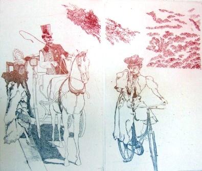 Szemethy,  Imre: Ulysses 70
