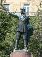 Kisfaludi Strobl Zsigmond: Kossuth