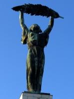 Kisfaludi Strobl, Zsigmond: Statue of Liberty