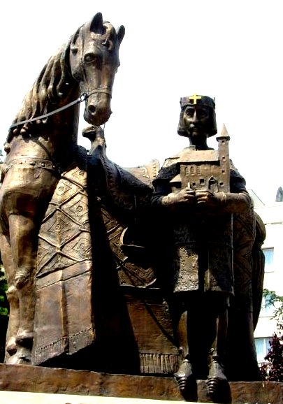 Kő Pál: Szent István király
