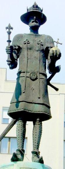 Kő Pál: Károly Róbert király