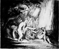 Aba Novák, Vilmos: The Entombment