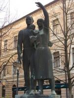 Pátzay Pál: Debreceni család