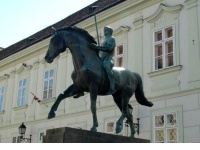 Pátzay, Pál: Hussar