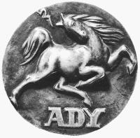 Pátzay Pál: Ady Endre