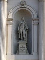 Stróbl, Alajos: George Stephenson