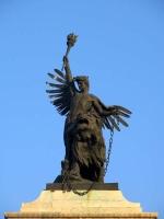 Stróbl, Alajos: Kossuth mausoleum