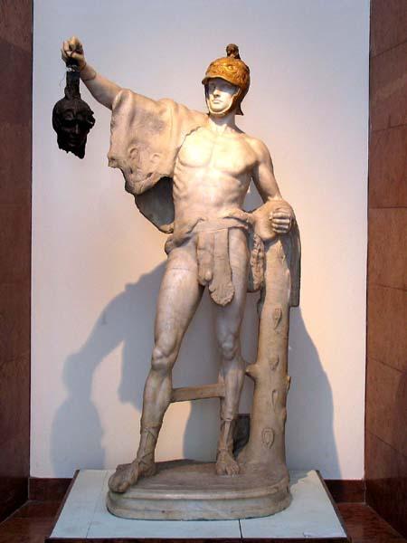 Stróbl, Alajos: Perseus