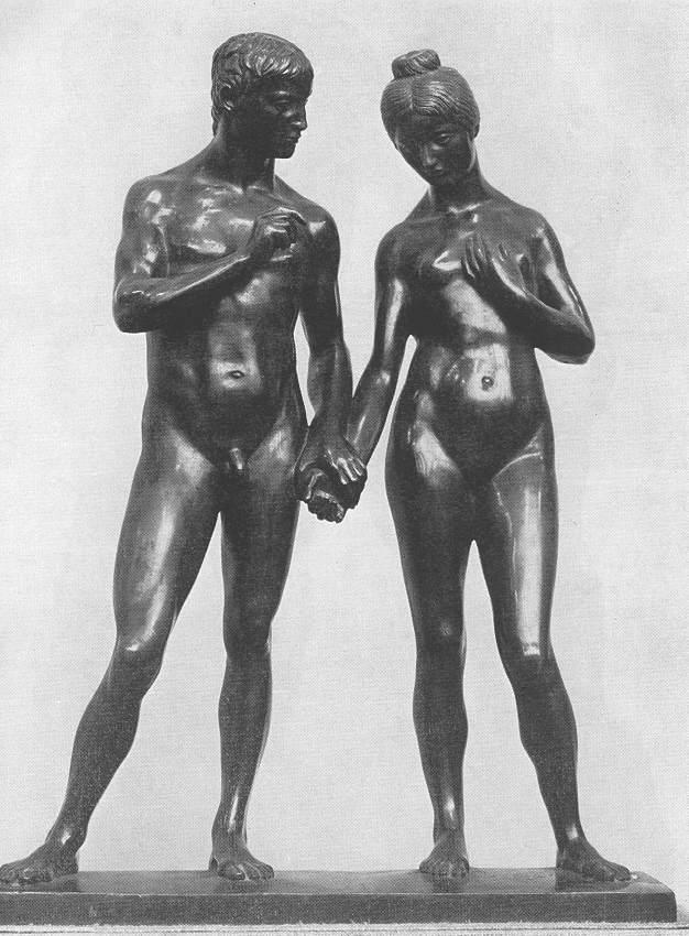Vedres, Márk: Menschenpaar