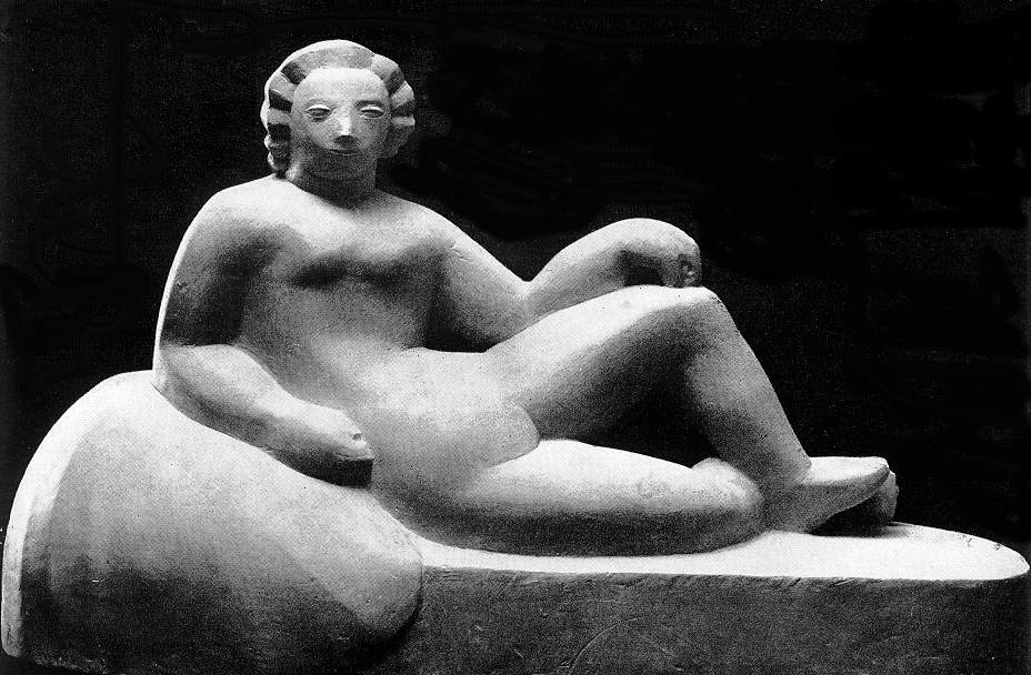 Vedres, Mark: Female nude