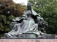 György, Zala: Queen Elisabeth