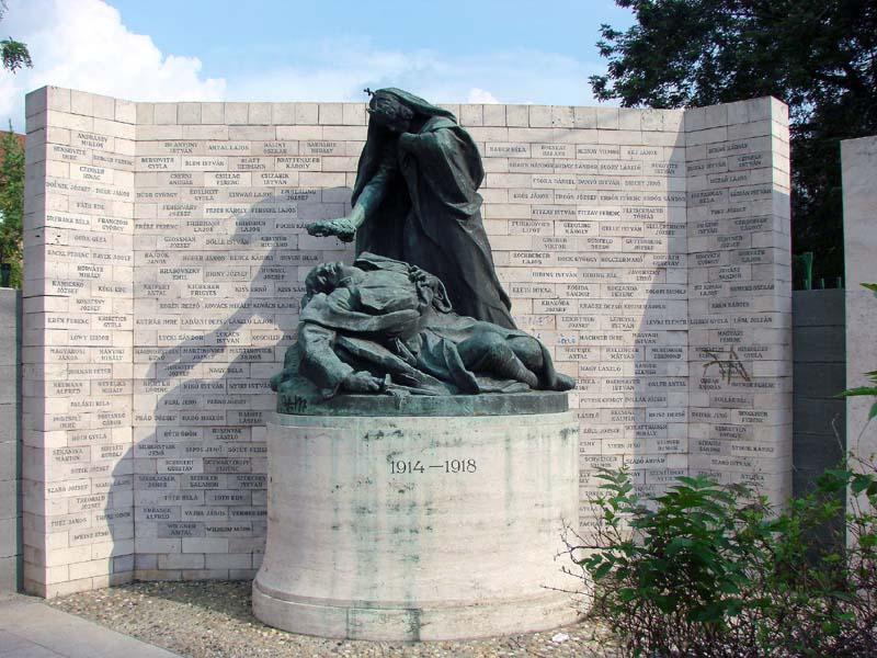 György, Zala: Heroes' memorial