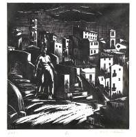Kálmán Gáborjáni, Szabó: Italienische Kleinstadt
