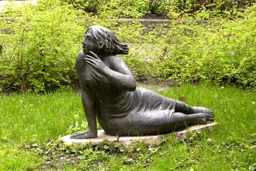 Borsos, Miklós- Skulpturen: Echo von Tihany