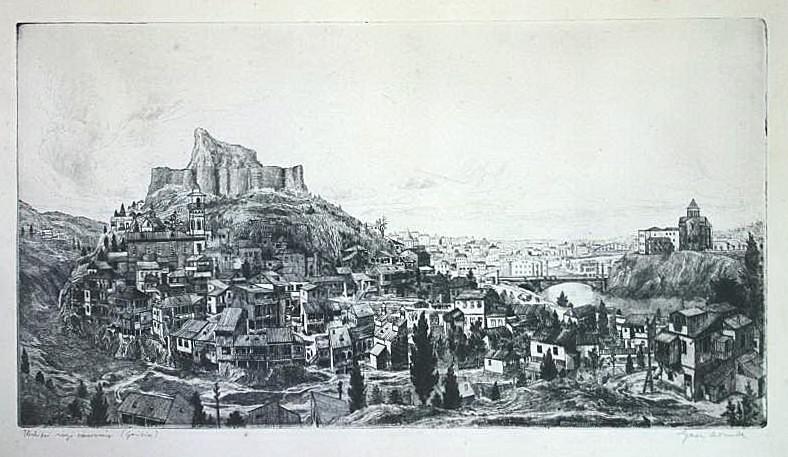 Gross Arnold: Tbilisi