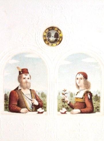 Artner, Margit: The clock