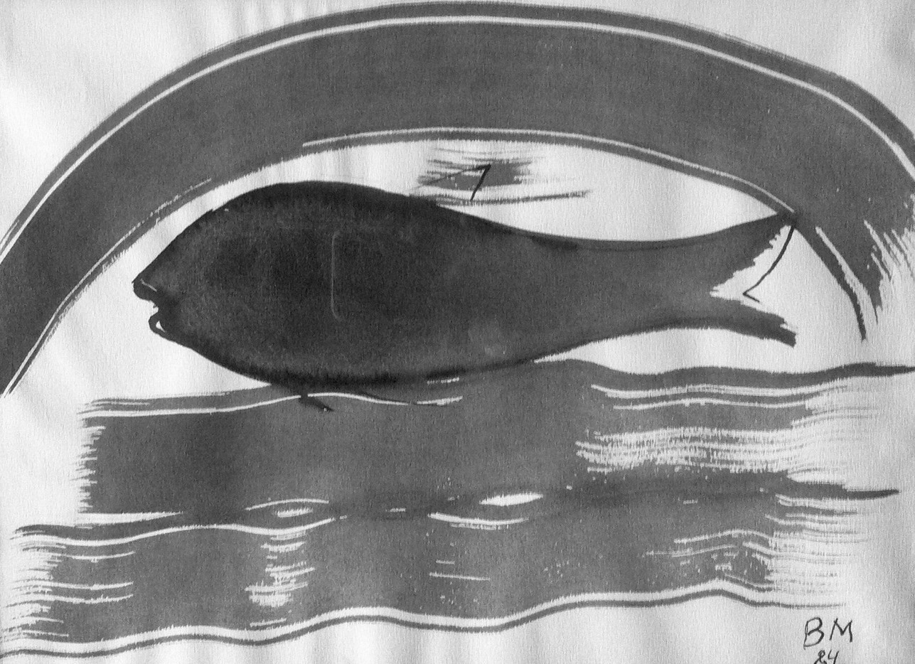 Borsos, Miklós: The whale