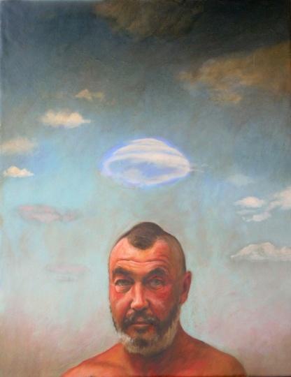Szenteleki, Gábor: Man alone I