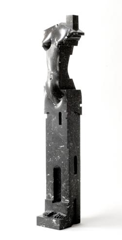 László Taubert: Black church