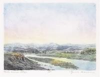 Gross, Arnold: Golden valley of Tardos