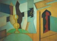 Gerzson, Pál: House with owl