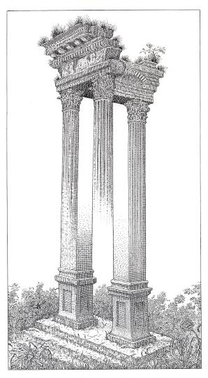 Orosz, István: Säulen