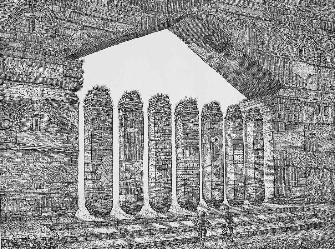 Orosz István: Hiány III. (Pantheon)
