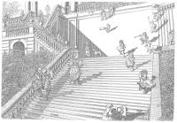 Orosz István: Lépcsők (Az idő látképei)