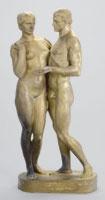 Kisfaludi Strobl Zsigmond: Ádám és Éva